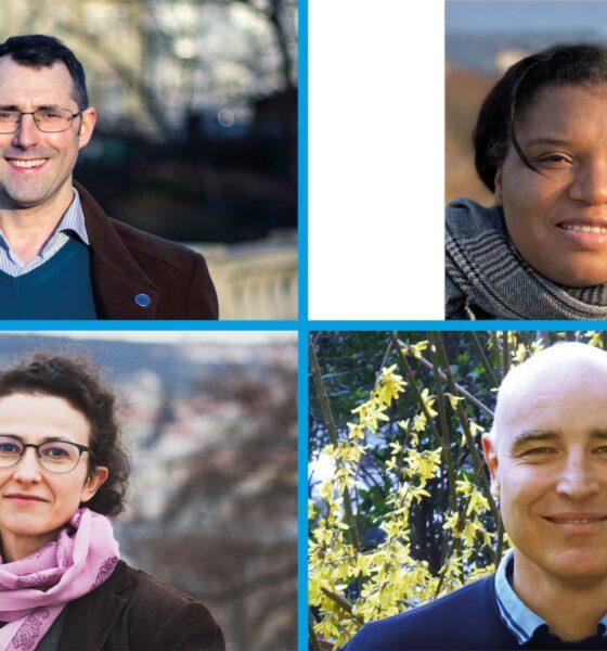 B. Schifres, C. Madl, F. Tressard et L. Djomeni: « les questions de droit de la famille seront au cœur de nos priorités d'élus »